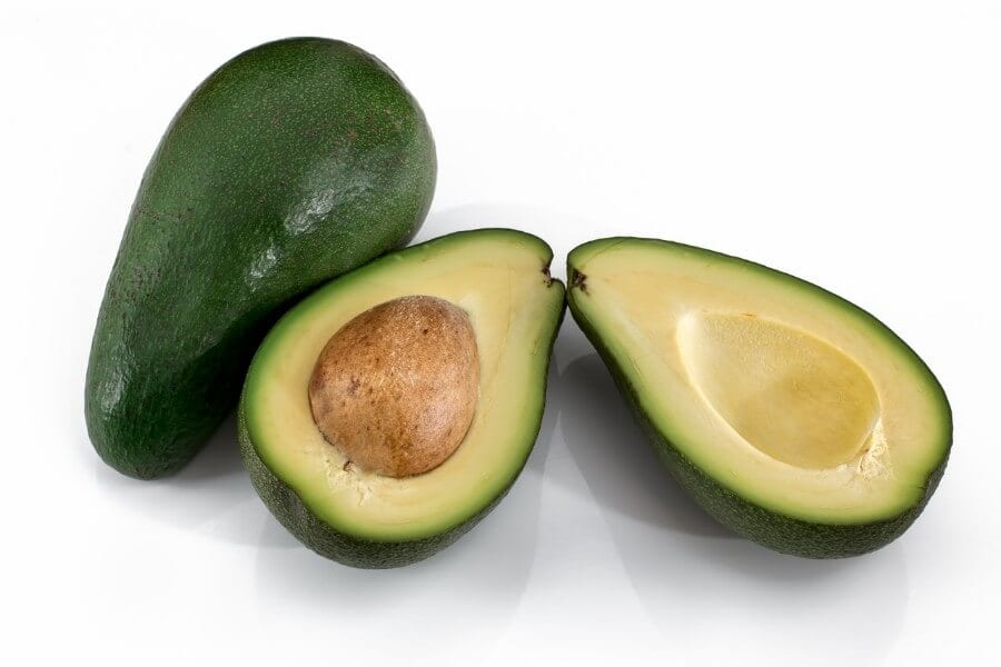 List of good and healthy foods