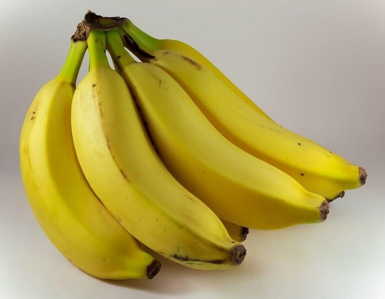 surprisingly healthy fruits: Banana